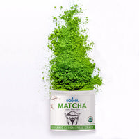 Ceremonial Organic Matcha Green Tea Powder 30g Tins