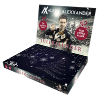 Alexx Alexxander® - Magic Christmas Calendar 2017/2018