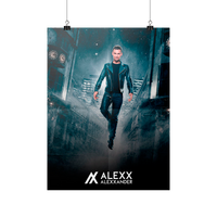 Alexx Alexxander® - Poster Flying Large