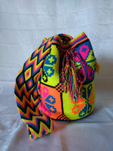 Load image into Gallery viewer, Handmade Mochila Bag Carnaval Cinco