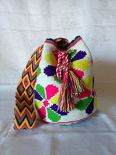 Load image into Gallery viewer, Handmade Mochila Bag Carnaval Ocho