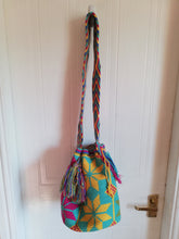 Load image into Gallery viewer, Authentic Handmade Mochilas Wayuu Bags- Carnaval de Color Tres