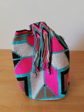 Load image into Gallery viewer, Authentic Handmade Mochilas Wayuu Bags - Feria