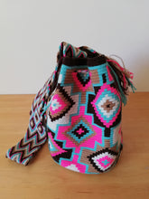 Load image into Gallery viewer, Authentic Handmade Mochilas Wayuu Bags - Feria 2