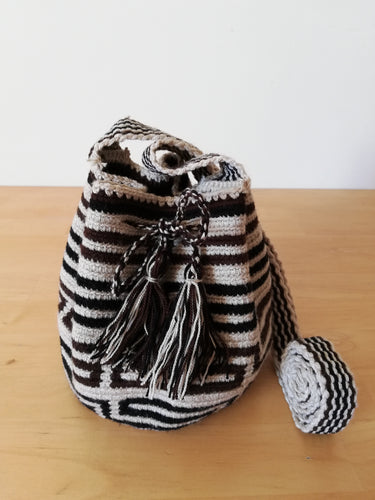 Authentic Handmade Mochilas Wayuu Bags - Small 5