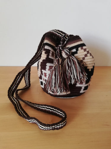 Authentic Handmade Mochilas Wayuu Bags - Small 7