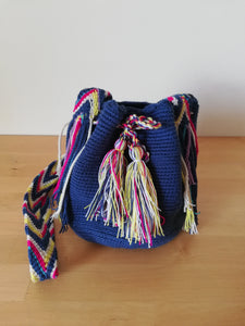 Authentic Handmade Mochilas Wayuu Bags - Small 10