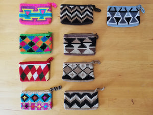 Unique & Authentic Purses Wayuu - Small 7