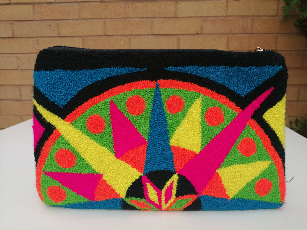 Authentic Purses Mochilas Wayuu - Tapizada Seis