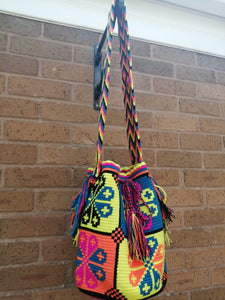 Authentic Bags Mochilas Wayuu - Carnaval Cinco