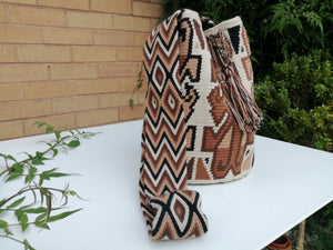 Authentic Bags Mochilas Wayuu - Café Tribe