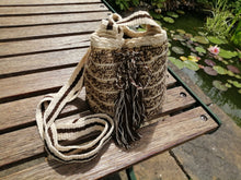 Load image into Gallery viewer, Authentic Handmade Mochilas Wayuu Bags - Small Cajica