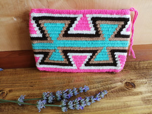 Unique & Authentic Purses Wayuu - Medium 16