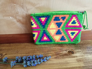 Unique & Authentic Purses Wayuu - Medium 37