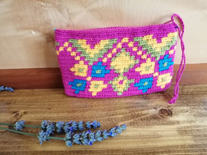 Unique & Authentic Purses Wayuu - Medium 21