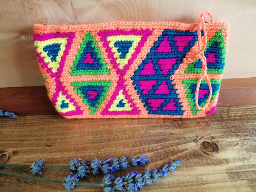 Unique & Authentic Purses Wayuu - Medium 34