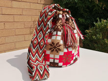 Load image into Gallery viewer, Handmade Cross-body Bags Mochilas Wayuu Collection Andes - Rosales
