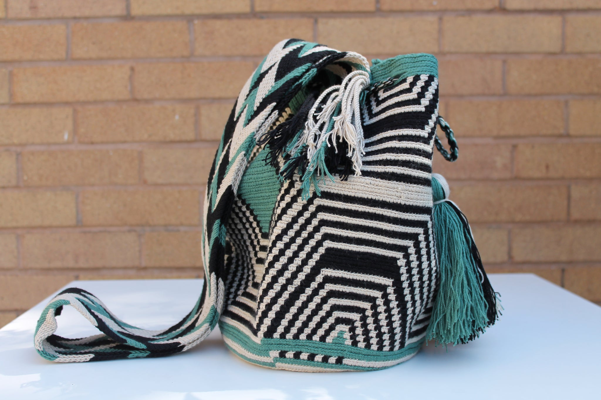 Ii Original Bags Handmade Wayuu Collection Bonita Mochilas 6Yv7gyfb