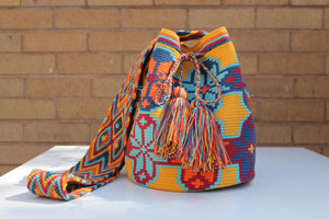 Original Handmade Bags Mochilas Wayuu  Collection Bonita VI