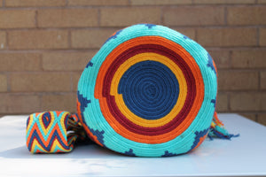 Original Handmade Bags Mochilas Wayuu  Collection Bonita IV