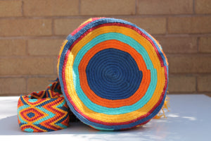 Original Handmade Bags Mochilas Wayuu  Collection Bonita V