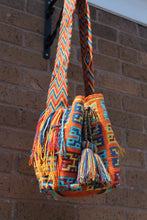Load image into Gallery viewer, Original Handmade Bags Mochilas Wayuu  Collection Bonita VII