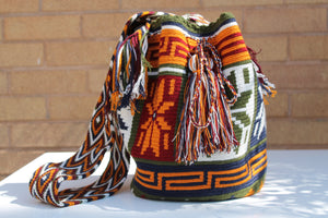 Original Handmade Bags Mochilas Wayuu  Collection Bonita XI
