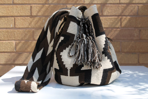Original Handmade Bags Mochilas Wayuu  Collection Bonita XIII
