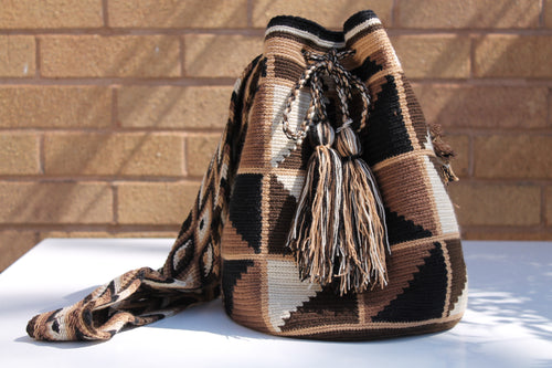 Original Handmade Bags Mochilas Wayuu  Collection Bonita XIV