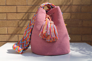 Original Handmade Bags Mochilas Wayuu  Collection Bonita XVI