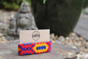 Authentic Handmade Wayuu Bracelets Ocho
