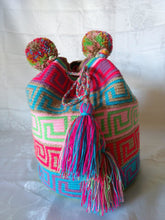Load image into Gallery viewer, Authentic Bags Mochilas Wayuu - Matizada Uno