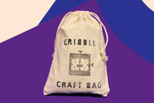 Load image into Gallery viewer, Cribble Craft Bag