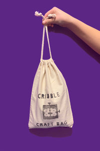 Cribble Craft Bag