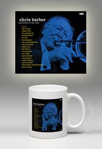 Chris Barber Mug and CD Bundle Pre-order