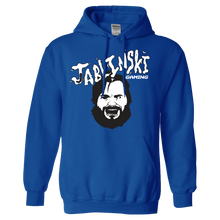 Load image into Gallery viewer, Blue Jablinski Hoodie