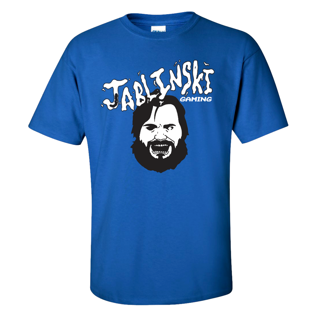 Jablisnki Gaming Blue T-shirt