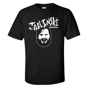 Jablisnki Gaming Black T-shirt