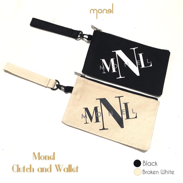 Monel Wallet Series