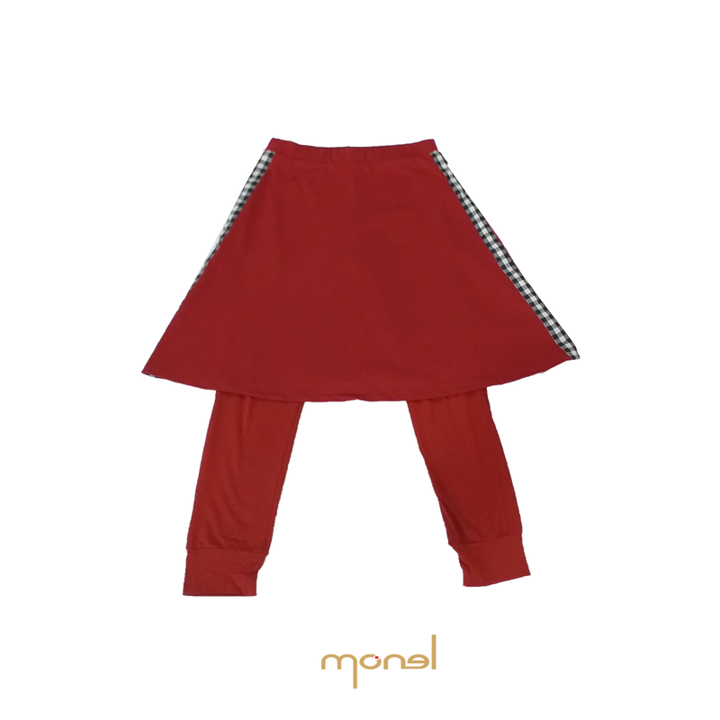 Folded Skirt CKB