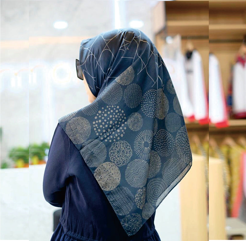 Alia Series Navy Color