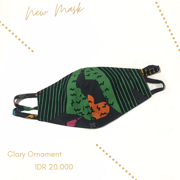 Clary Ornament