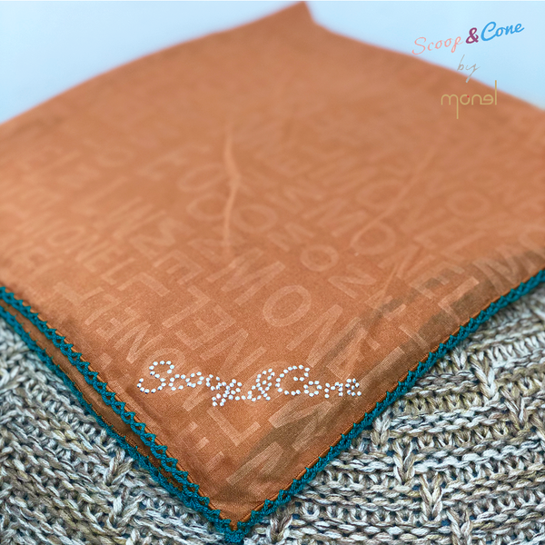 MONEL EMBOSSED CROCHET SERIES