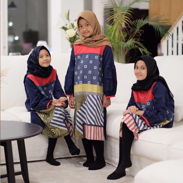 Basma Dress (kids)