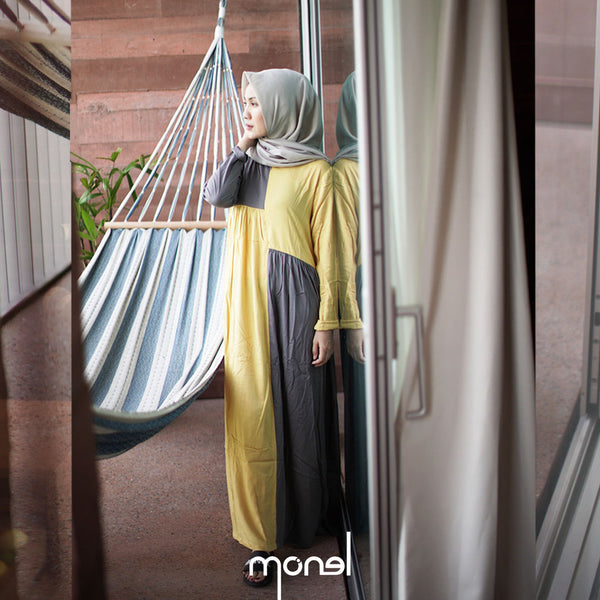 Ameena homedress (Monel Home Series)
