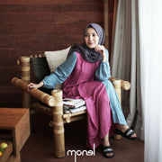 Halina homedress (Monel Home Series)