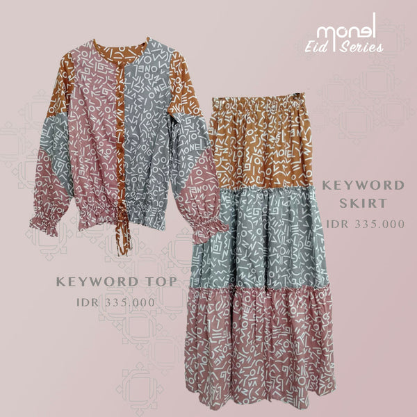 Keyword Skirt