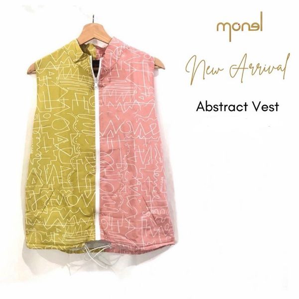 Abstract Vest