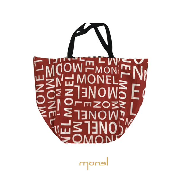 Signature Bag Red
