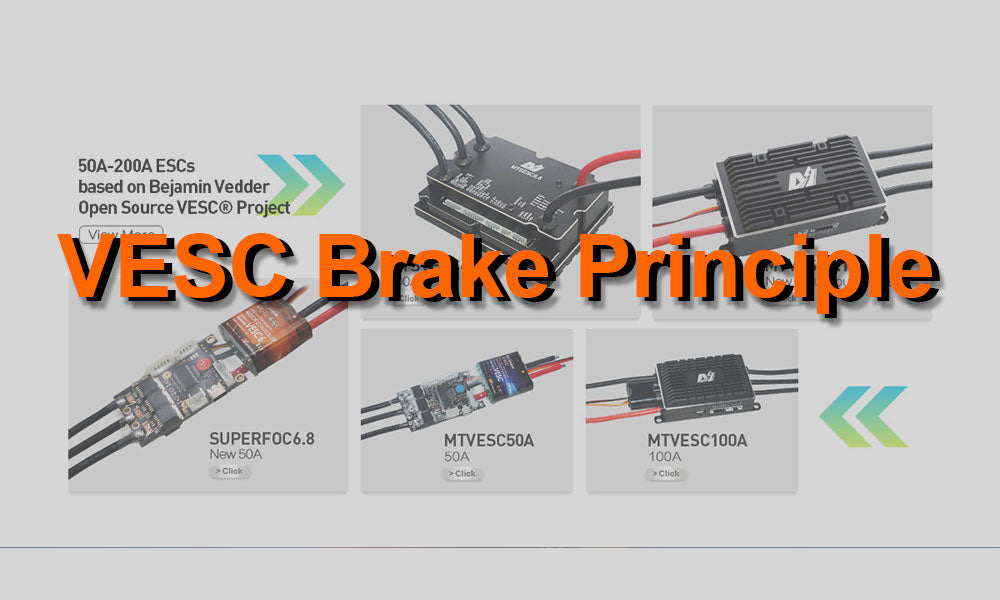 Do you Know VESC Brake Principle?